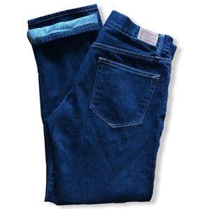 GAP | Sexy Boyfriend 25r jeans + dark wash